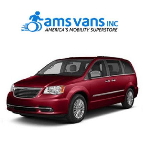 AMS Wheelchair Vans