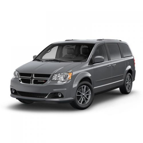 Dodge Edge Manual Rear Entry